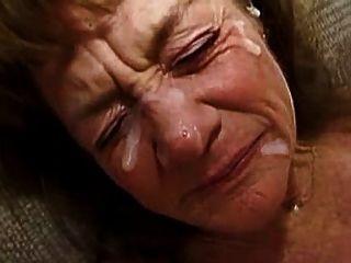 Granny Takes A Lot Of Facials