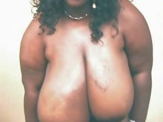Amateur Ebony Bbw With Big Tits