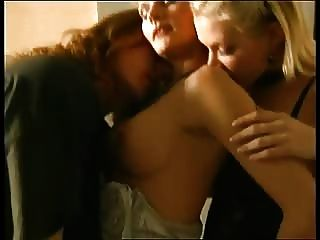 Blondes Katja And Claudia Share Cock