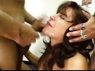 Bukake mature slut