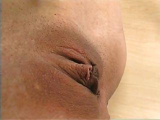 Huge Dildo Fucks Hot Older Woman Deep