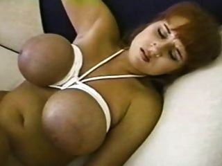 Brandy Dean - Bound Boobs Banging