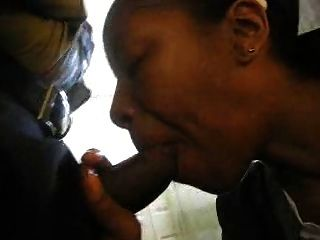 2 Hotel Workers Sucking Dick And Getting Nutted On