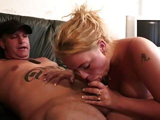 Dutch Hooker Fucked On The Couch