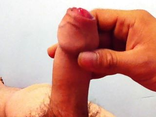 Hard Uncut Cock