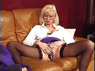 Eva Delage Masturbation