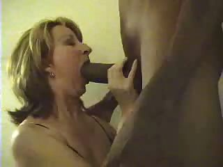Sucking big black cock cuckold are mistaken