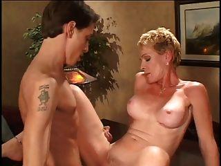Julie Mandrews Doing Blow Job To Young Scott Lyons