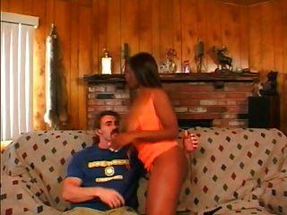 Delotta Brown - Busty Black Babe