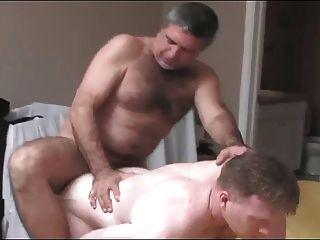 Two Daddies Fucking