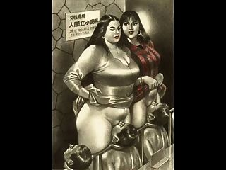 Comic Huge Breast By Tlh