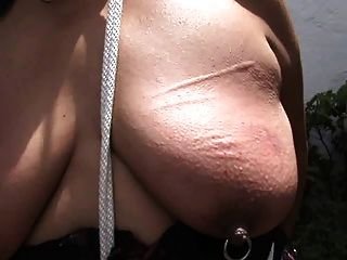 Tit Whipping And Ass Flogging