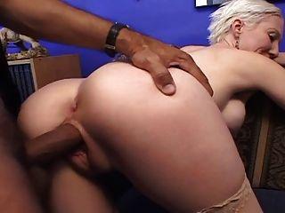 Slutty Blonde Milf In Double Action...usb