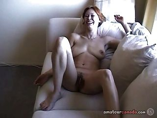 image Busty blonde uses her head to please this guy039s small cock