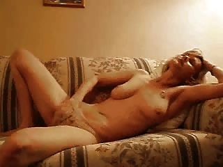 Milf Masturbates With Hand In Panties