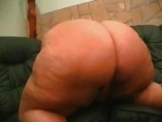 German Bbw Helga Goes Solo