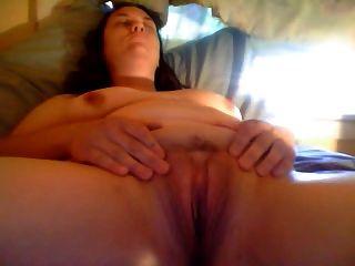 A Much Needed After Work Orgasm.