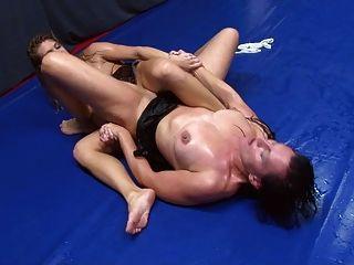 Trib-0430 - Girls Who Cum By Tribbing Each Other