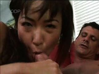 Japanese Fucked By 2 Guys...bmw