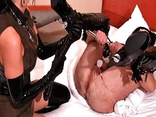 Sissy Ass Turns Rubber Cunt And More...