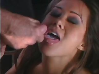 Asia Carrera Cumshot Compilation 1of2