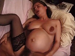 French Pregnant
