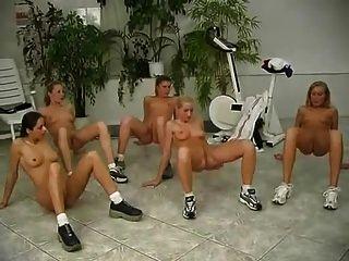 Nude Gym 2