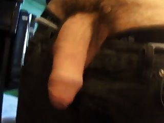 My Straight Friend Letiing Me Play With His Cock