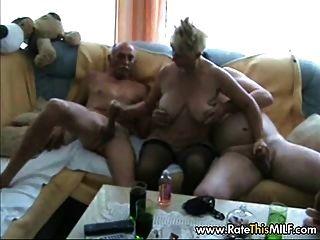 Thugs having threesomes