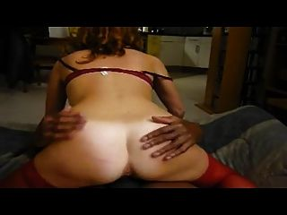 Mature wife loves to fuck black