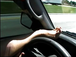 Masturbation While Driving 1