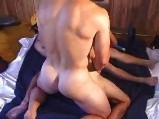 Gym Boys- Jason Crew, Trevor, & Kee