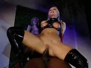 Sylvia Saint In Latex Assfucks