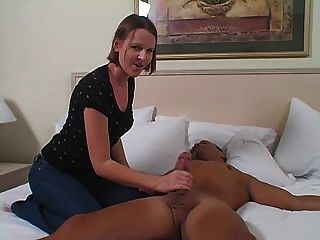 Haven advanced mastubation lesson using her assistant 9