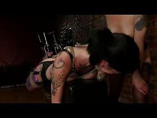 Hardcore Lesbian Bondage Pt3