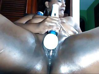 Black Wet Pussy Mega Squirt - Negrofloripa