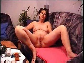 Kerstin schulz mit neuem slip - 3 part 5