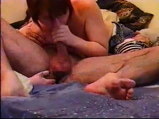 Prostate Round Massage And Swallow