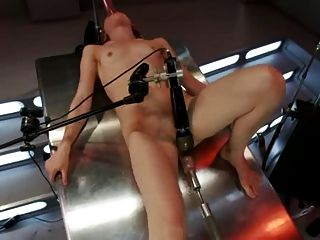 Sensi Pearl Machine Fucked 2 Of 3