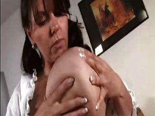 Porn tube shower maid hot