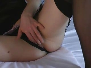 Hot Chick Toying Her Wet Pussy