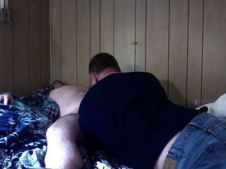 Two Hot Men Fucking