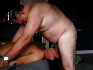 Mature Daddys Having A Great Time