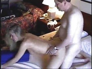 Hotel Hooker With Older Man 1