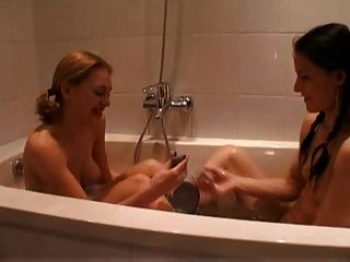 Dutch Lesbians Having Fun, Part 1