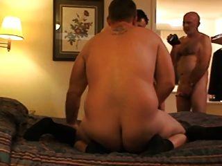 flasche in muschi prostat massage