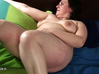 Amateur black nude hairy mom