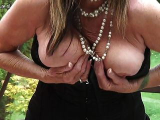 Really Old Sex Bomb Grandmother
