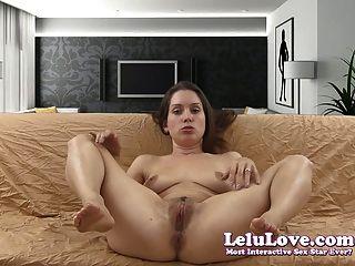 Lelu Love-virtual Lick And Fuck My Asshole