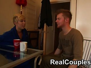 Watch A Real Couple On Camera Chatting And Fucking